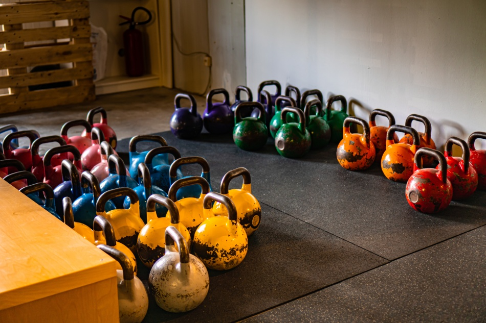Kettle Bells in Clermont